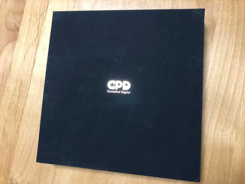 メルカリで購入したGPD Pocket