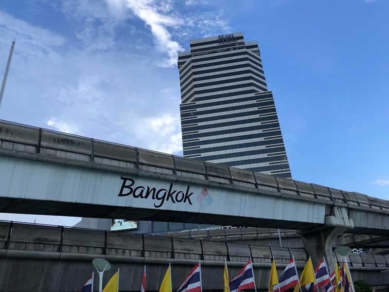 日本よりもある意味発展しているバンコク