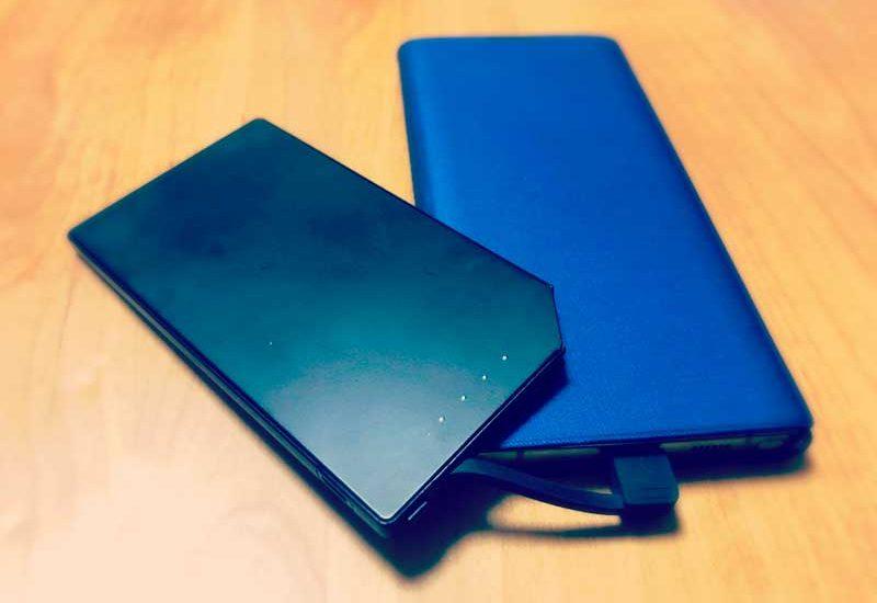 【TNTOR USB-Cケーブル内蔵5000mAh超薄型モバイルバッテリーレビュー】最高の相棒!