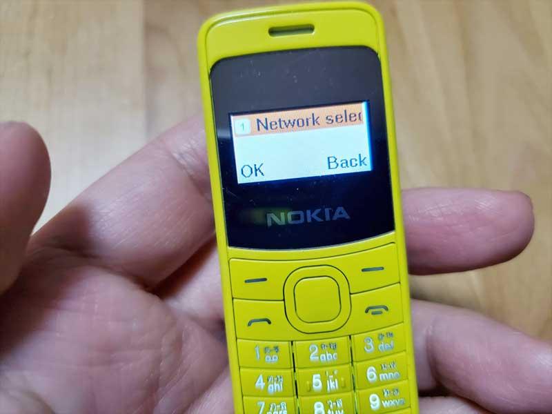 これで小型電話として使えます