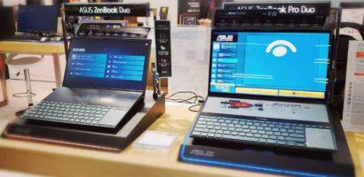 【ASUSの実用的な2画面ノートPC「ZenBook Duo」が日本Amazonで16万円で買える!】Surface Neoが延期なので買っちゃおうかな?